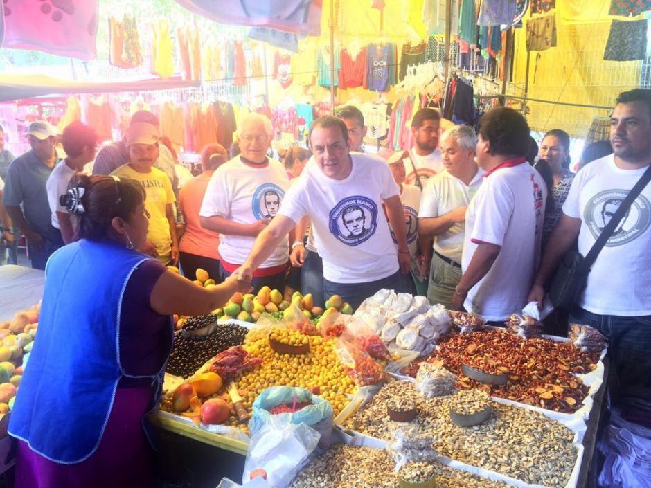 Cuauhtémoc Blanco es un personaje muy querido por el pueblo mexicano. (Foto: Twitter)