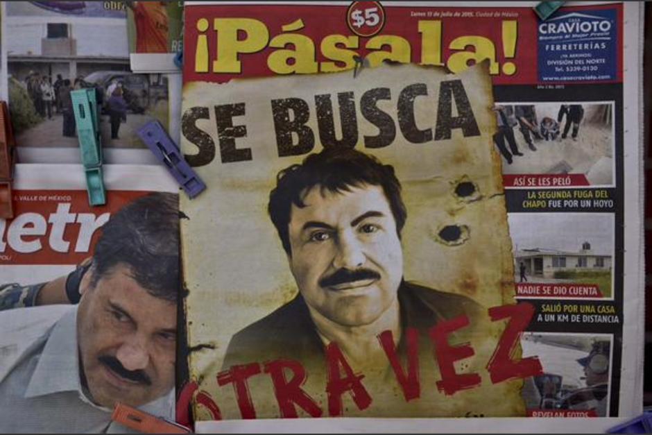"""Según un medio estadounidense Joaquín """"El Chapo"""" Guzmán estaría herido en el rostro y la pierna. (Foto: Pulzo)"""