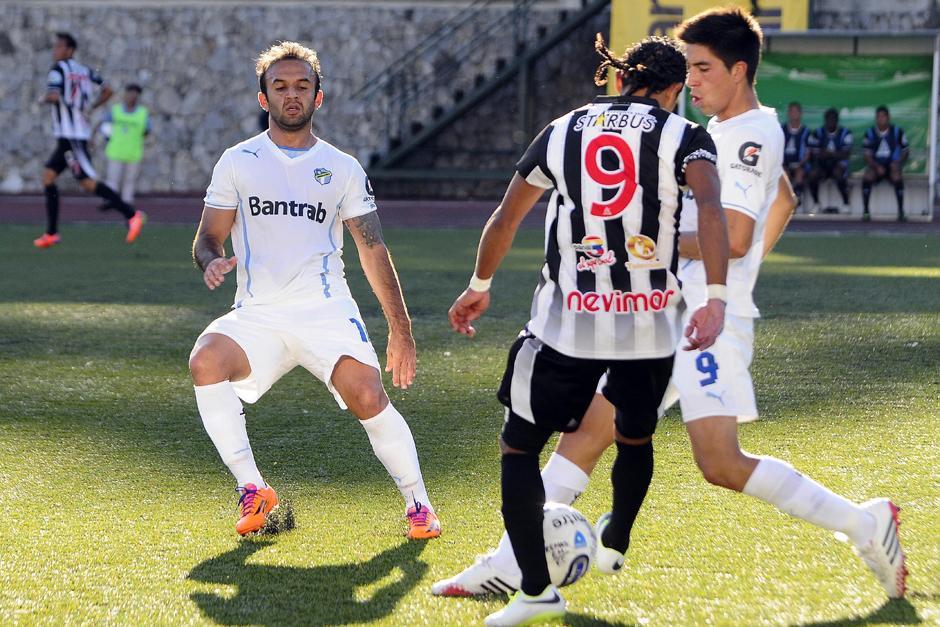 Comunicaciones, cremas, Torneo Clausura 2014
