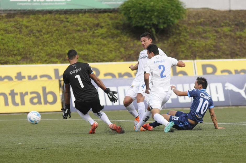 El cuadro altense tuvo algunas opciones de gol pero no logró concretarlas. (Foto: Nuestro Diario)