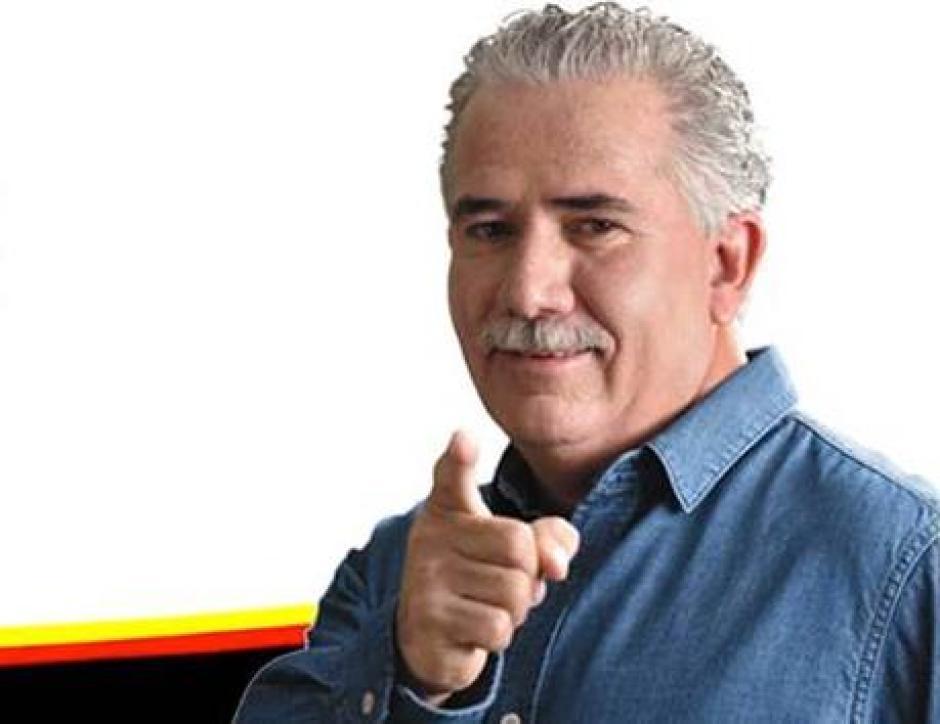 Aunque Salvador Gándara era uno de los candidatos más fuertes para sustituir a Escobar como alcalde, su participación fue denegada a pocos a pocas horas del proceso electoral. (Foto: Creo-Unionista Villa Nueva)