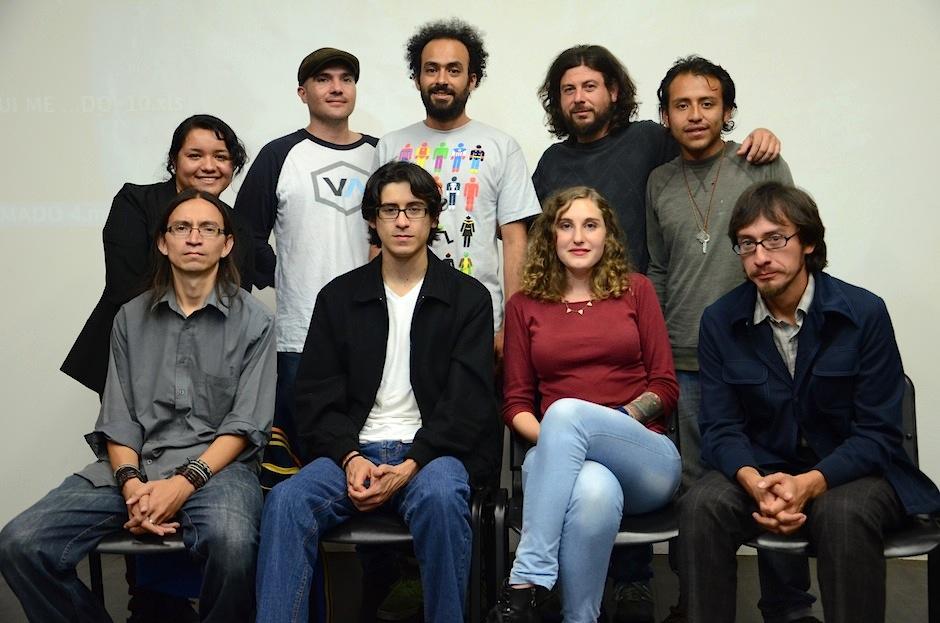 """Aunque aún no se ha estrenado, la película guatemalteca """"Otros 4 litros"""" va por buen camino, pues ha recibido el premio a """"Mejor Producción"""". (Foto: Selene Mejía/Soy502)"""