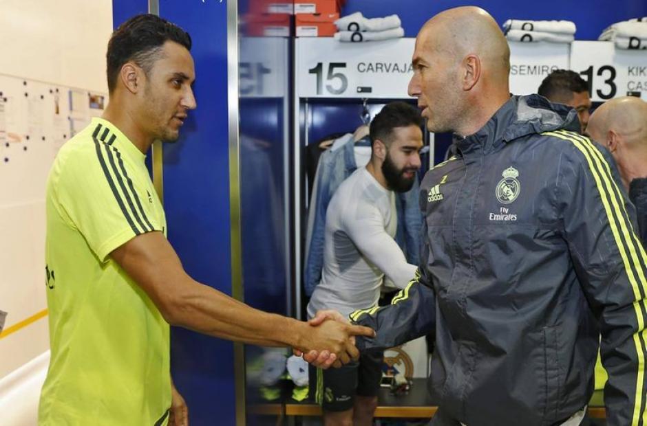 El técnico madridista ha dicho que el tico está por retornar al primer equipo. (Foto: Hoy)