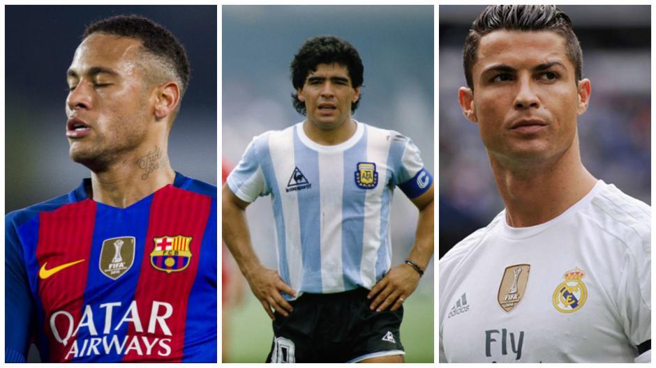 Jugadorazos, eso nadie lo niega. (Fotos: Sport, AFP, SportBible)