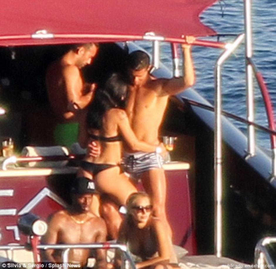 Tras ganar la final de la Champions, Cristiano Ronaldo goza de unas pequeñas vacaciones. (Foto: dailymail.co.uk)