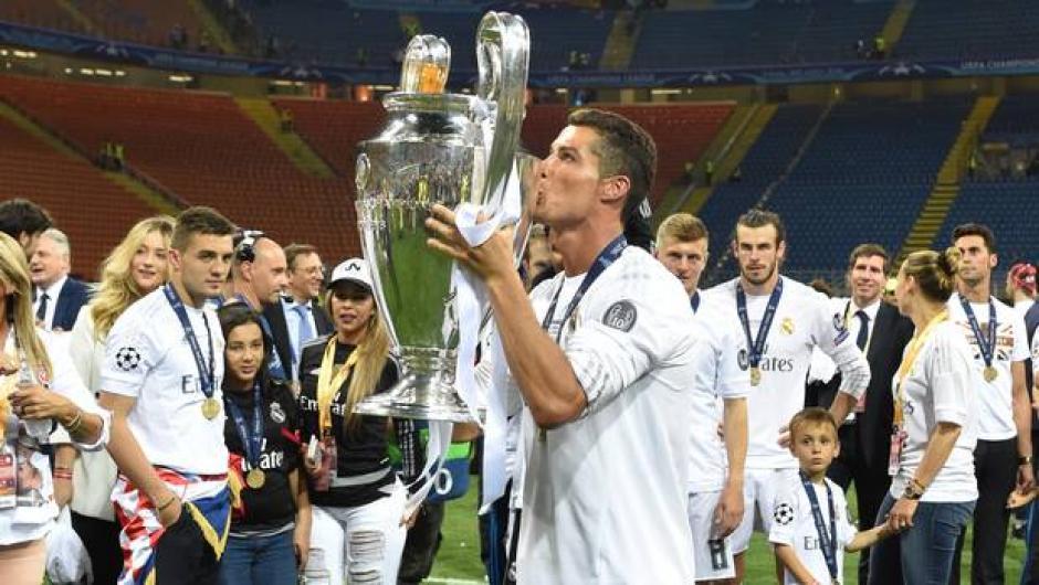 Cristiano quiere seguir haciendo historia en Champions League. (Foto: Twitter)