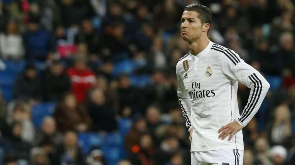Cristiano Ronaldo no logró anotar en la derrota de su equipo. (Foto: Fichajes.com)