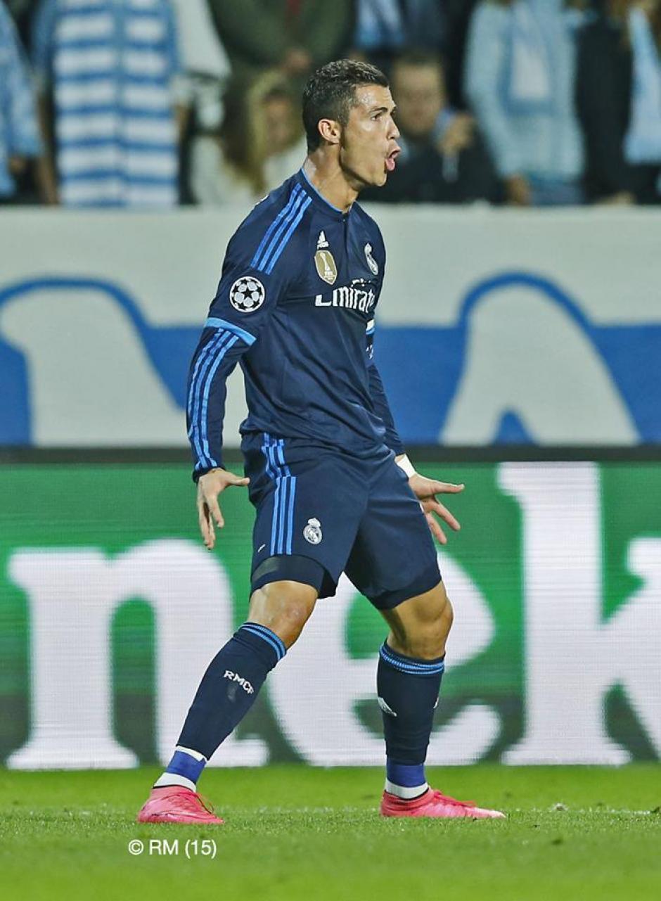 Cristiano Ronaldo es titular indiscutible en el Real Madrid. (Foto: Facebook/Real Madrid)
