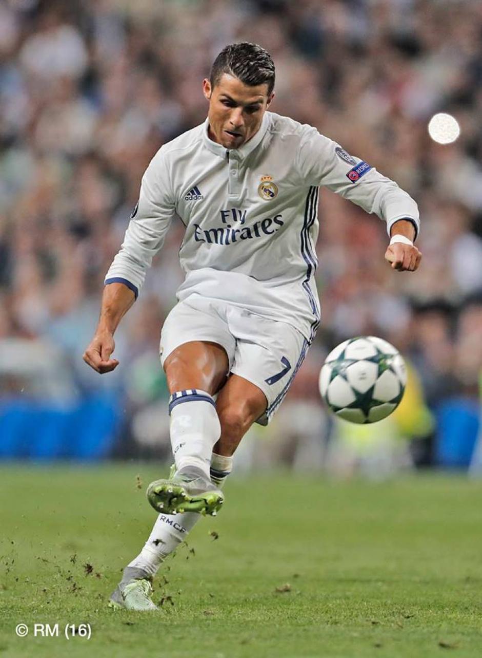 CR7 aún no ha firmado su renovación con el Real Madrid. (Foto: Facebook/Real Madrid)