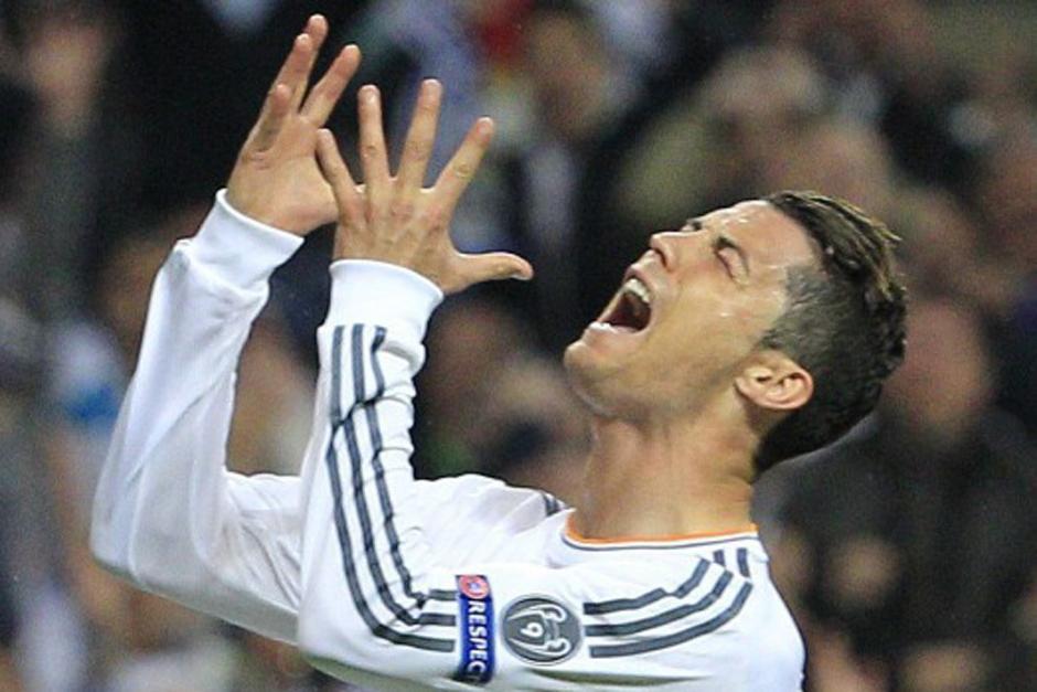 Cristiano Ronaldo lamento soy502