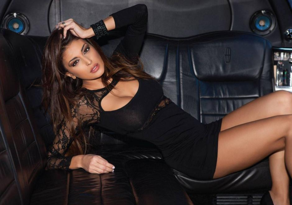La modelo italiana confesó a la revista Chic sobre su encuentro con CR7. (Foto: Instagram)