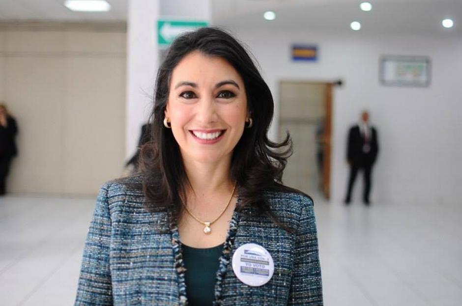 María Cristina Fernández será la magistrada suplente ante la CC por el CANG. (Foto: Jesús Alfonso/Soy502)