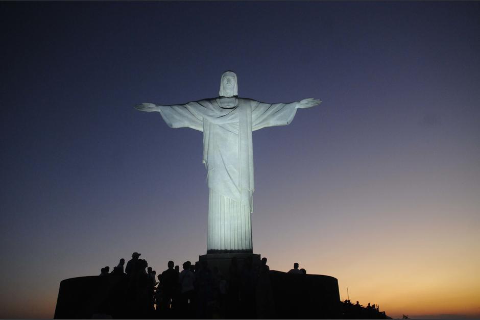 El Cristo Redentor es una de las postales más emblemáticas de Río de Janeiro. (Foto: Pedro Pablo Mijangos/Soy502)