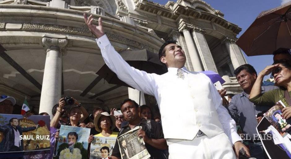 Amor eterno, la Diferencia y todos los éxitos de Juan Gabriel suenan en las calles de México. (Foto: Twitter)