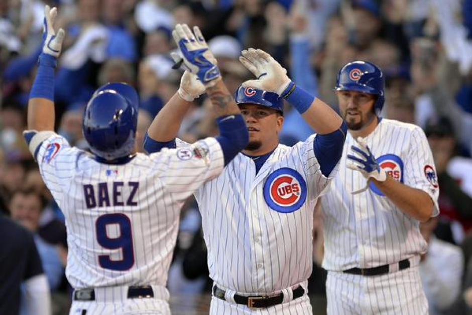 Los Cubs regresan a una final de Liga tras 12 años, pues en 2003 fue la última vez que lo lograron