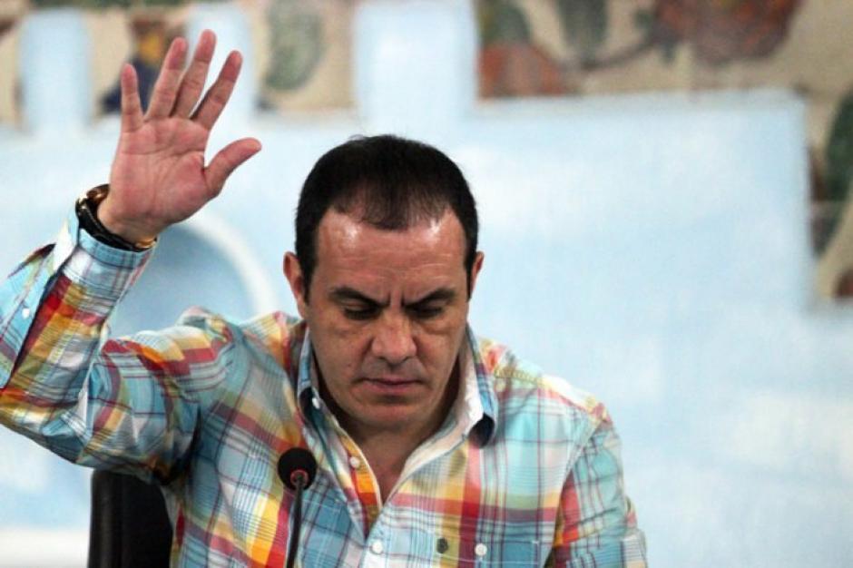 Cuauhtémoc Blanco es investigado por un presunto soborno millonario. (Foto: Twitter)