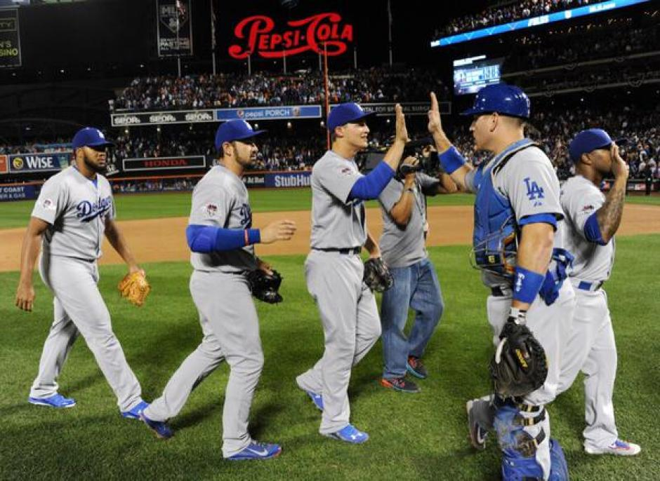 Los Dodgers serán locales en el juego de desempate ante los Mets