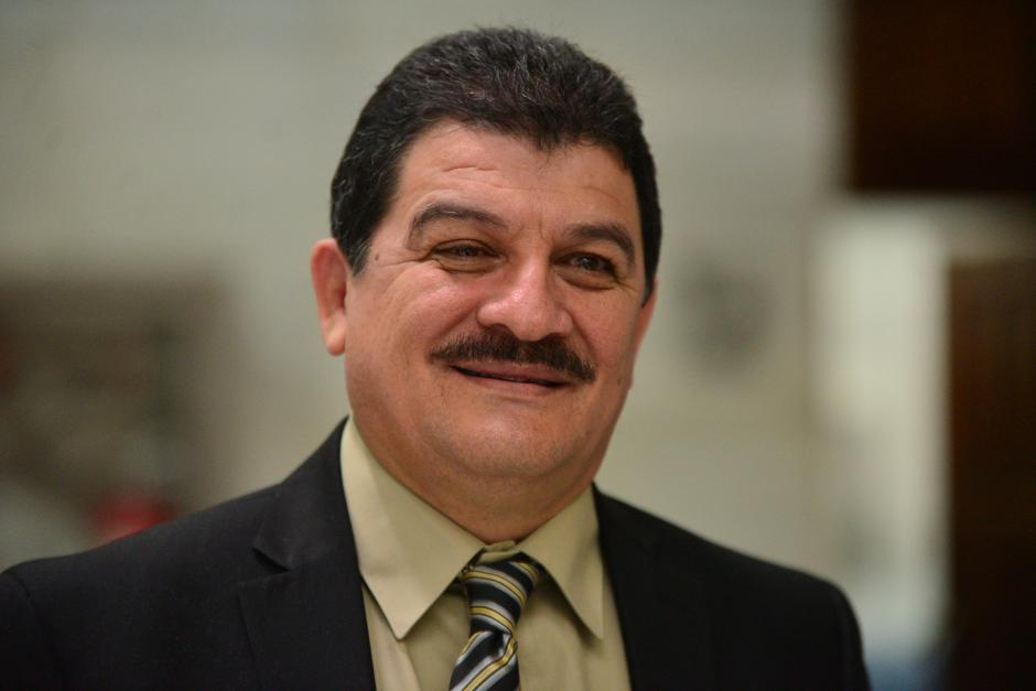 Cruz Munguía Sosa suma varios años ejerciendo la abogacía. (Foto Wilder López/Soy502)