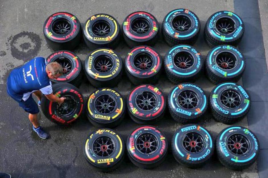 El circuito de Austin es uno de los más exigentes para los neumáticos de los vehículos de la Fórmula 1