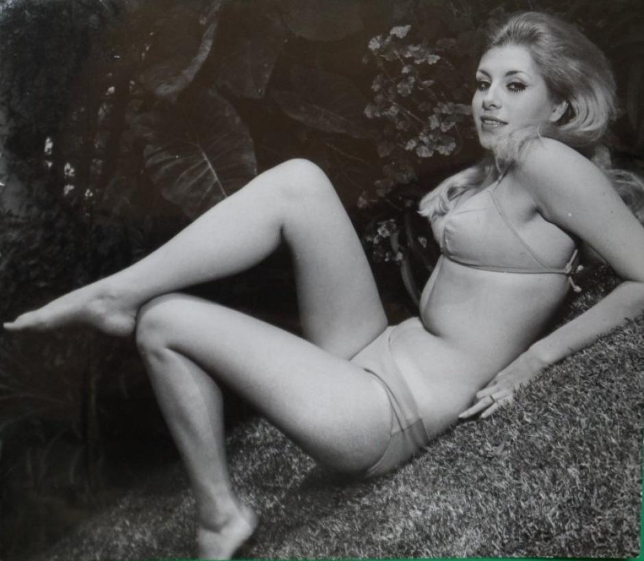 Claudia Islas en su juventud fue considerada una de las mujeres más bellas de México. (Foto: Twitter)