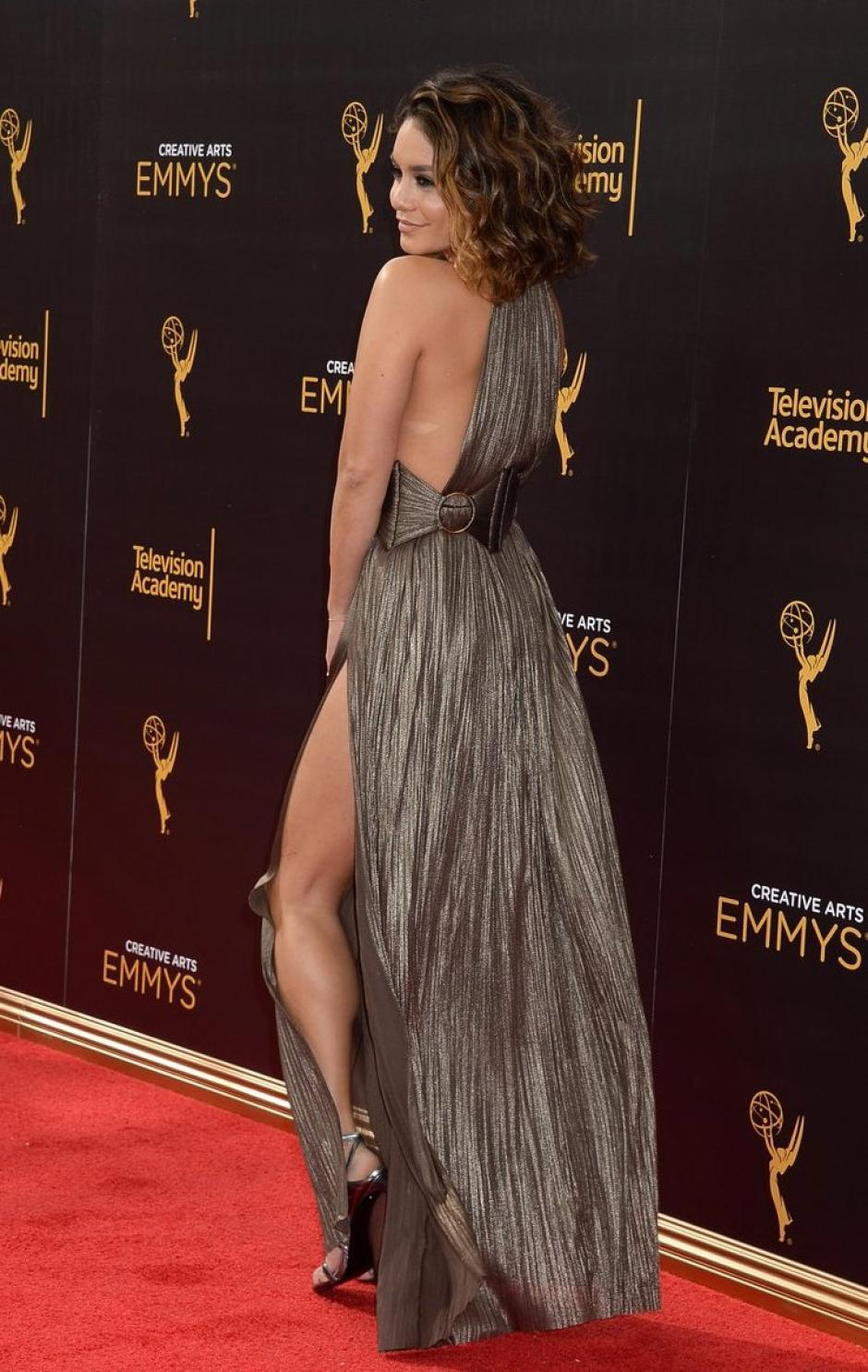 Vanessa Hudgens cada día luce más encantadora. (Foto: Twitter)
