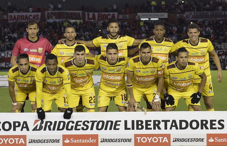 Trujillanos ha participado en competiciones internacionales. (Foto: Twitter)