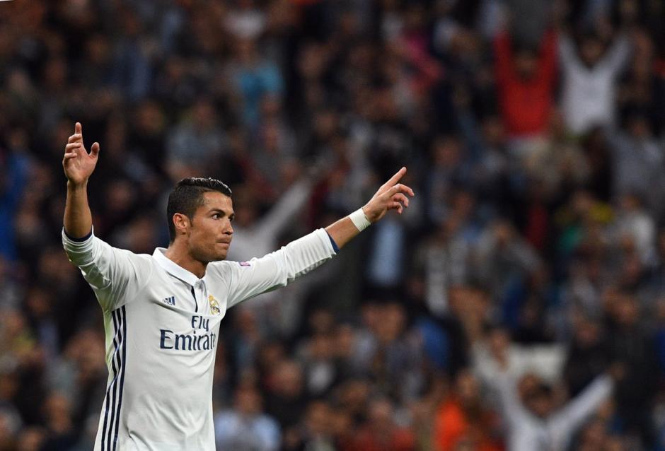 Cristiano Ronaldo es el máximo goleador en Champions. (Foto: Twitter)