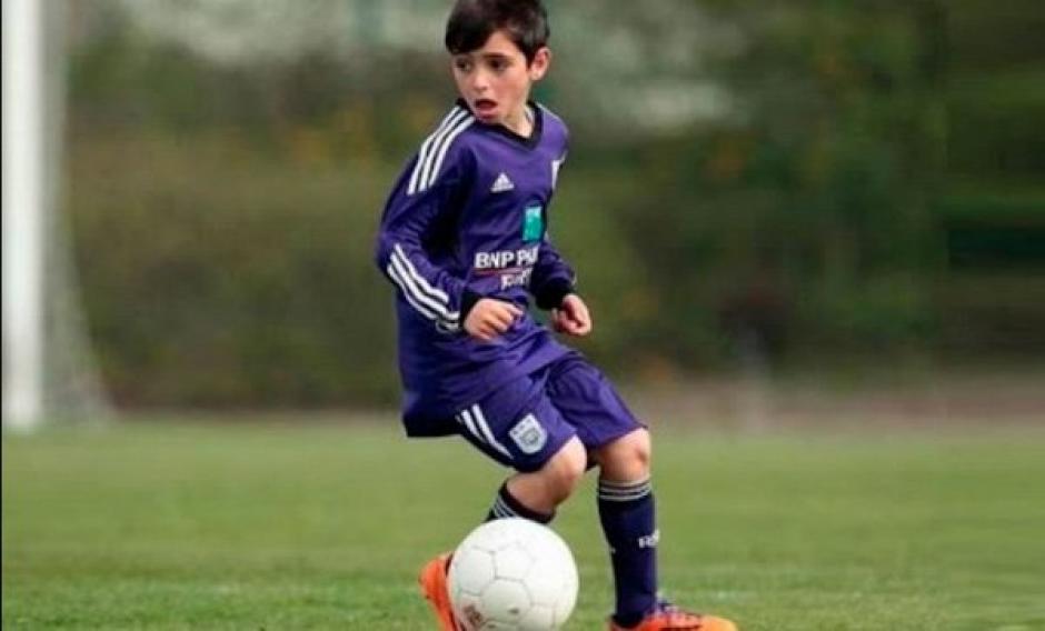 Rayane Bounida es considerado en nuevo Messi. (Foto: Twitter)
