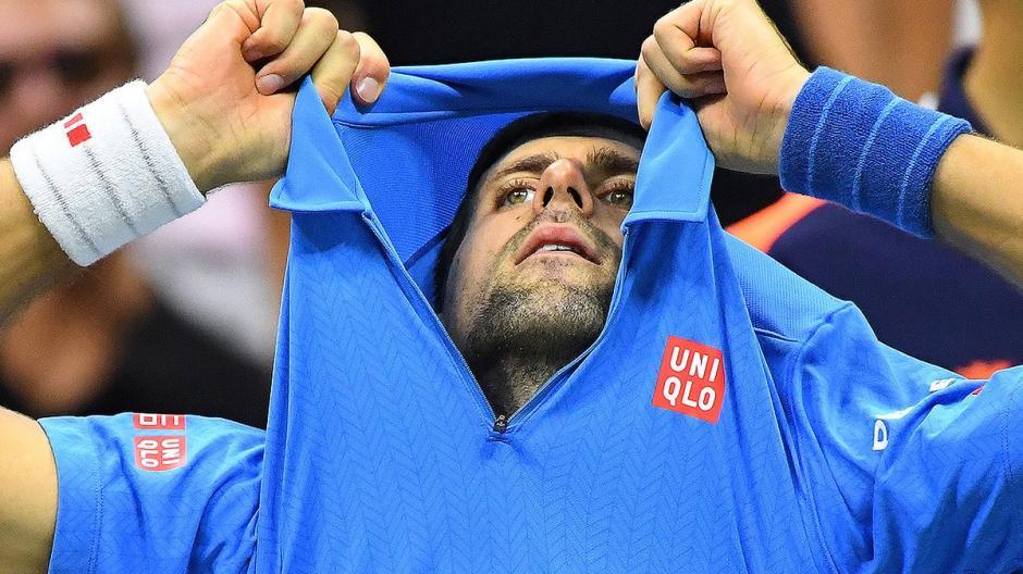 Djokovic se recupera de una lesión en su codo. (Foto: Captura de imagen)
