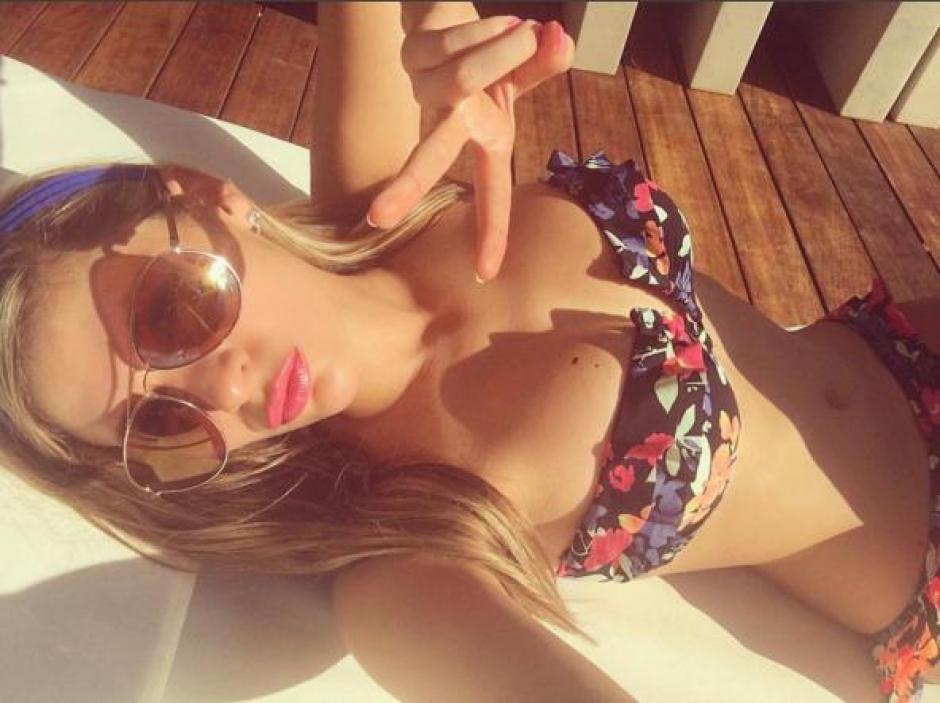 Ileana Salas encanta a millones en Instagram. (Foto: Instagram)