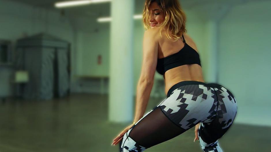 El twerking de Lexy panterra le encanta a CR7 y a millones en el mundo. (Foto: Twitter)
