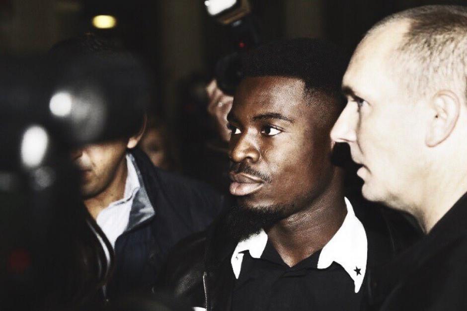 Aurie agredió a un policía y deberá de estar dos meses en prisión. (Foto: Twitter)