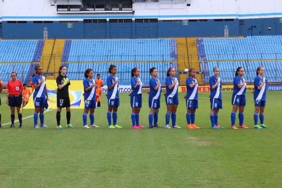 El juego se celebró en el estadio Mateo Flores y la entrada era gratuita. (Foto: Twitter @fedefut_oficial)