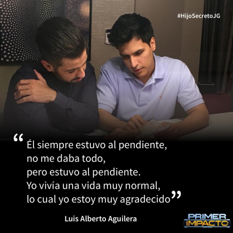 El hijo de Juan Gabriel espera que exista justicia en la repartición de la herencia. (Foto: Primer Impacto)