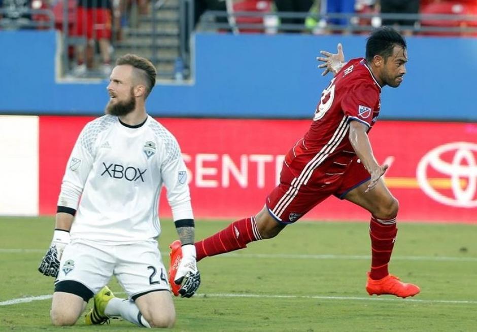 Ruiz suma 116 goles en la MLS, con diferentes equipos. (Foto: Twitter/FC. Dallas)