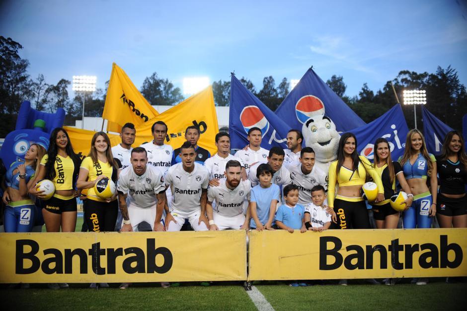 Este es el once de Comunicaciones que clasificó a la semifinal del Clausura. (Foto: Nuestro Diario)