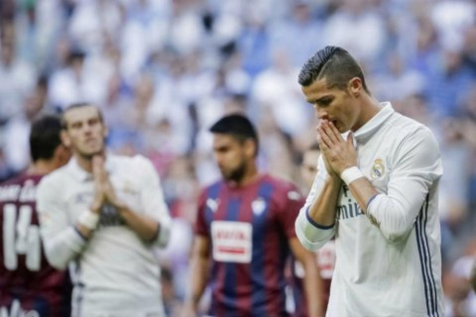 Cristiano Ronaldo, Gareth Bale y compañía no están como siempre. (Foto: EFE)