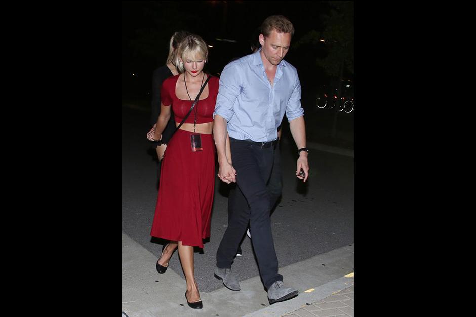 Taylor no puede ocultar que ha hecho algunos cambios en su cuerpo. (Foto: Archivo)