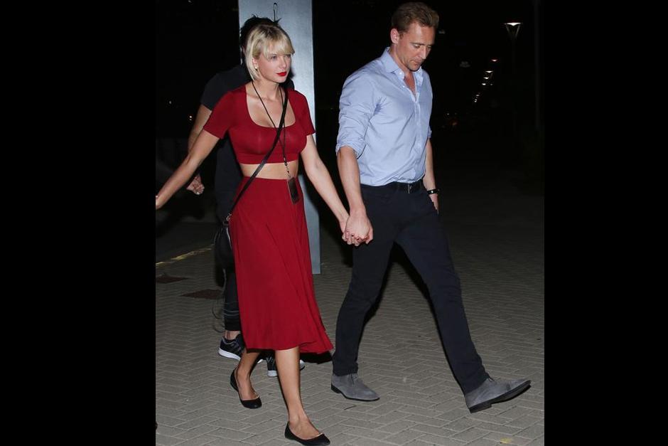 Taylor luce su nuevo cuerpo junto a su nuevo novio Tom. (Foto: Archivo)