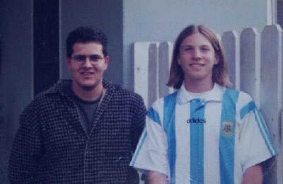 Peralta fue un jugador emblemático en las ligas de ascenso de Argentina. (Foto: Twitter)