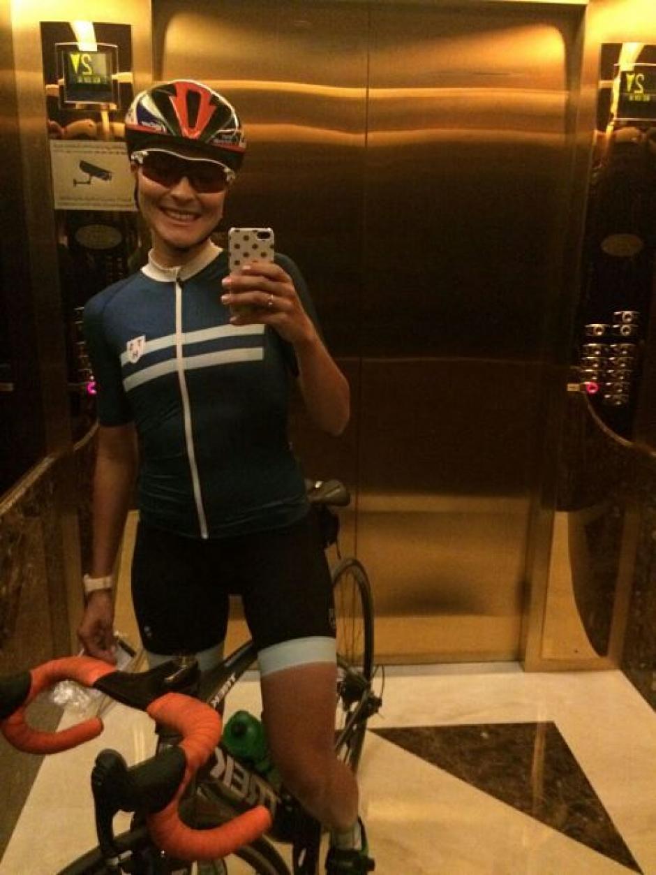 El Mundial de Ciclismo se llevó a cabo en Catar. (Foto: COG)