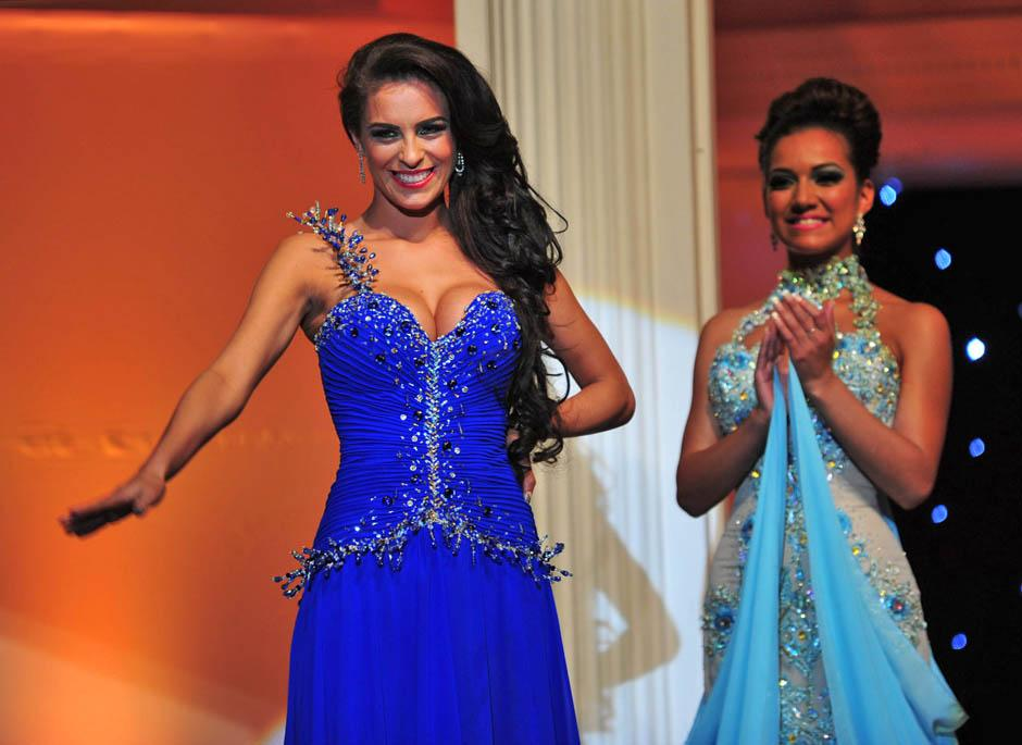 La representante de La Paz en el concurso de Miss Bolivia se volvió famosa por su extraña respuesta durante la noche de gala