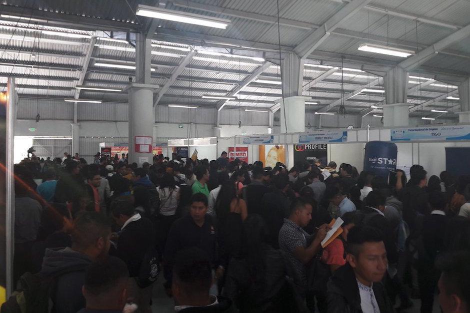 En el área metropolitana es donde hay más desempleo. (Foto: Javier Lainfiesta/Soy502)
