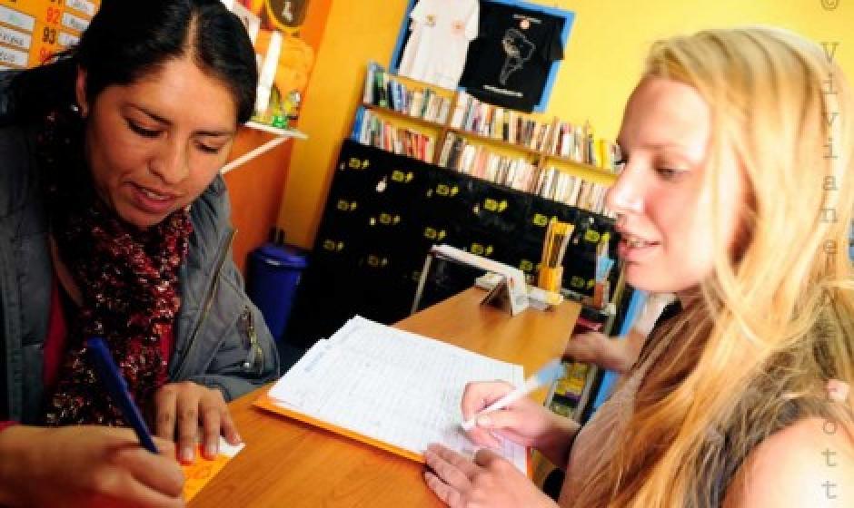 En Perú buscan jóvenes que quieran apoyarlos para el funcionamiento de sus diversos hostales. (Foto: The Point Hostels)