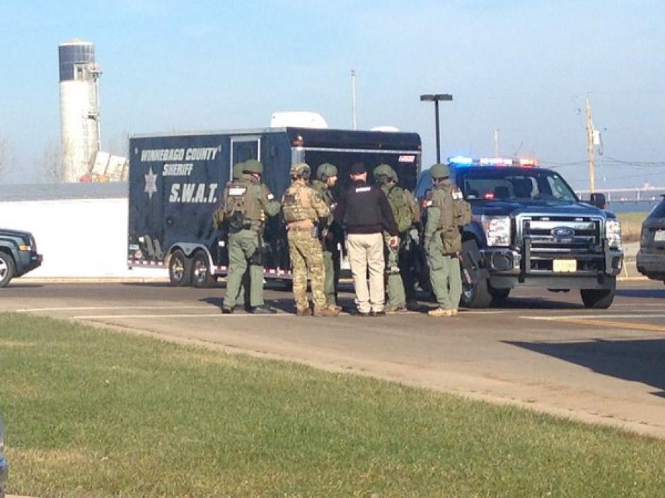 Nuevo atentado en Winsconsin foto