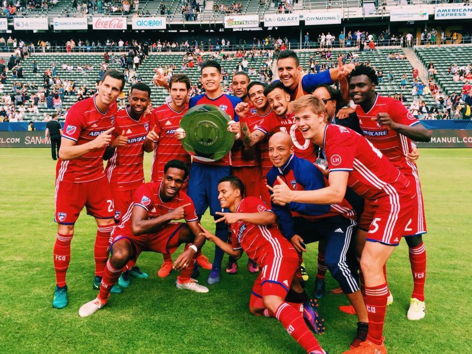 Dallas avanzó directo a semifinales en la MLS. (Foto: Twitter)