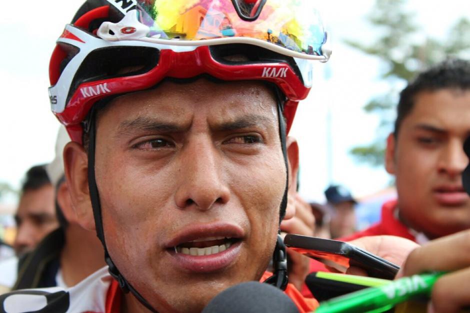 Es la tercera etapa que gana Alder Torres de una Vuelta a Guatemala. (Foto: Twitter @CiclismoInter)