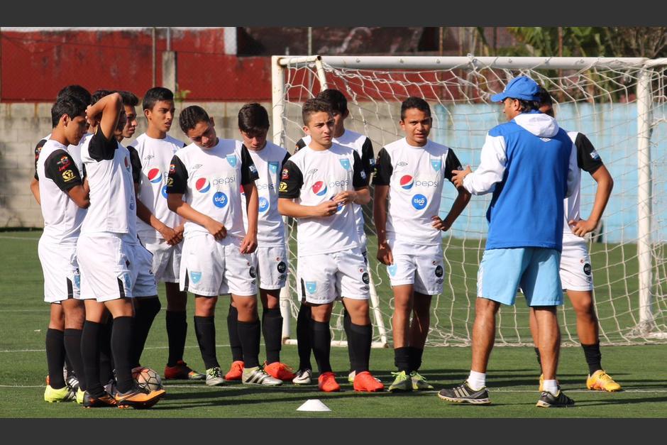 Selección Sub17 no va apremundial foto
