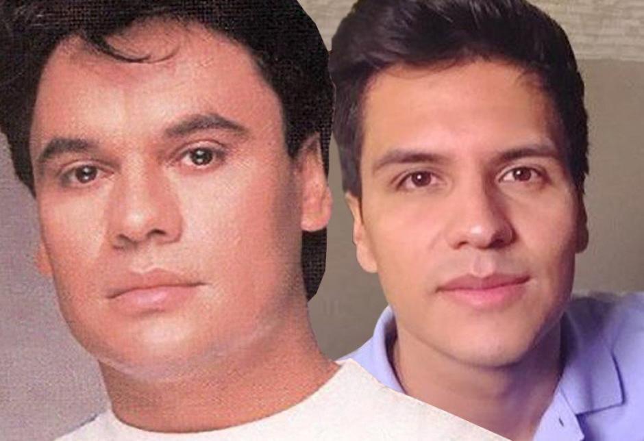 Por medio de un aprueba de ADN, Luis Alberto Aguilera confirmo que es hijo de Juan Gabriel. (Foto: Twitter)