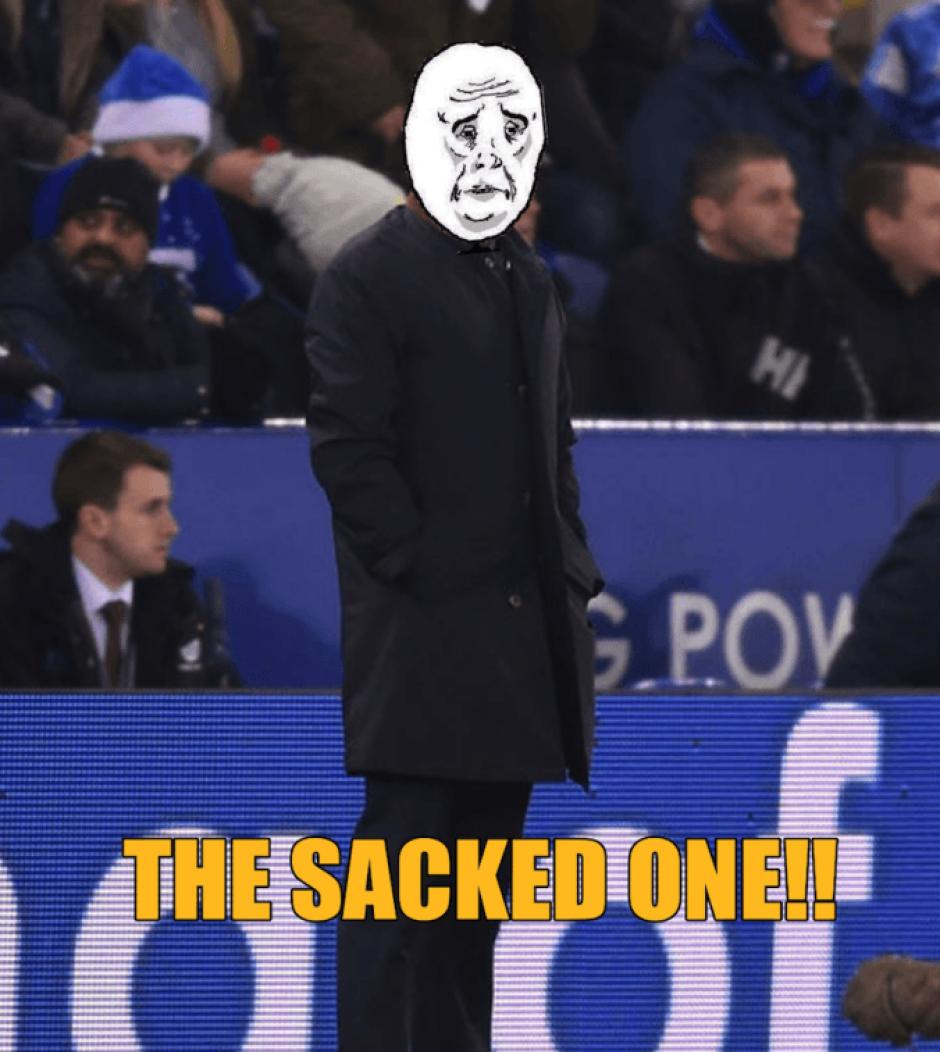 """Mourinho ya no es más el """"Best One"""" con el Chelsea. (Imagen: sopitas.com)"""